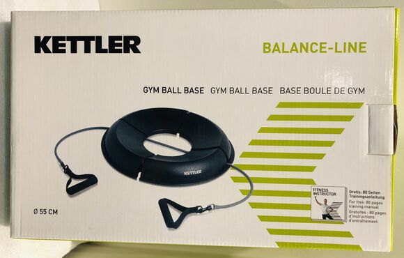 Kettler Gym ball basis d 55cm 1